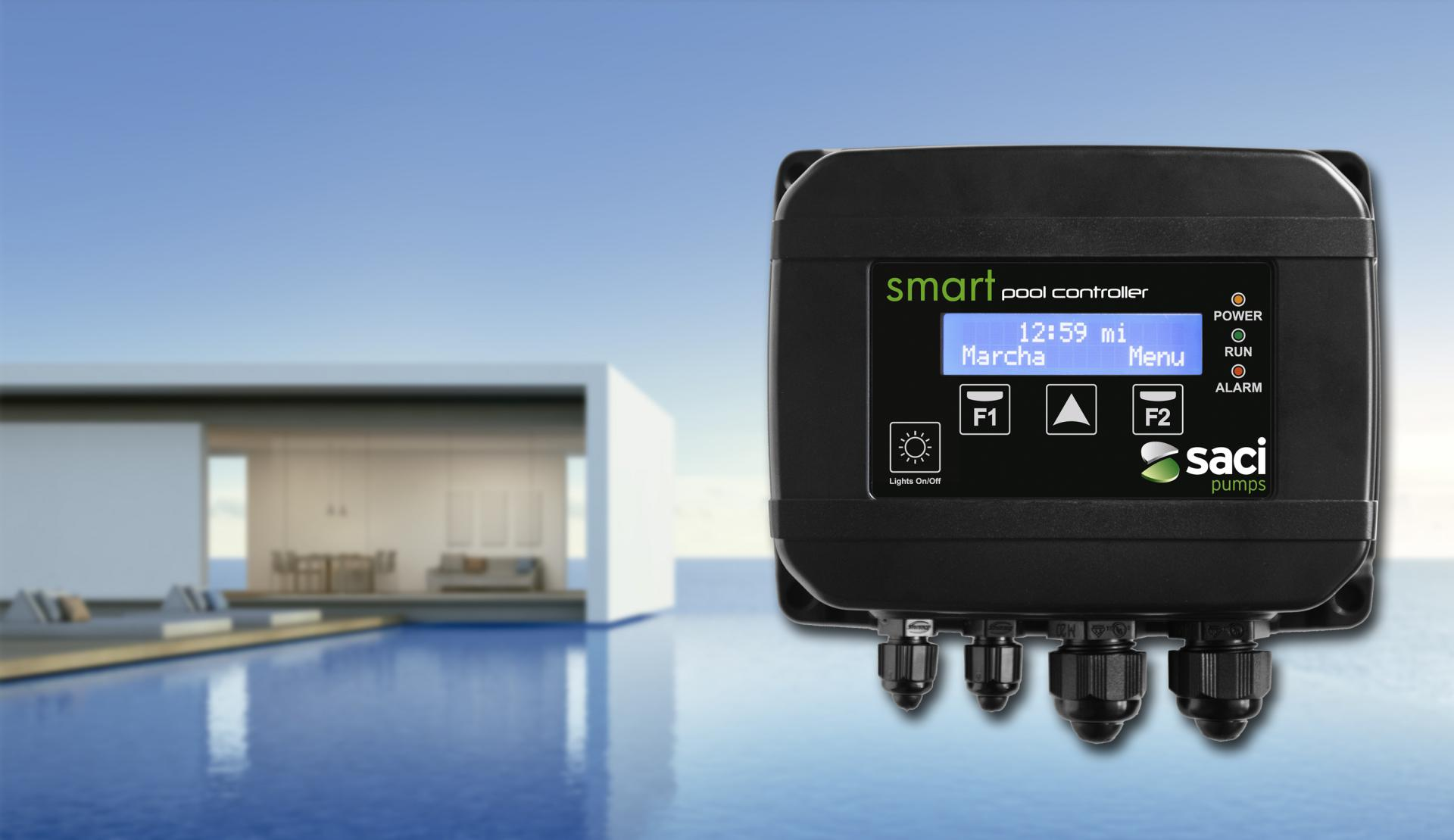 SMART POOL Controller