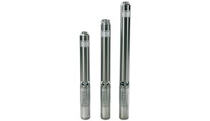BOREHOLE SUBMERSIBLE PUMPS