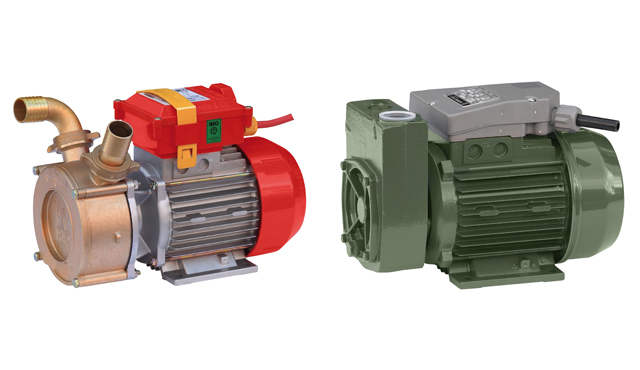VARIOUS APPLICATIONS PUMPS